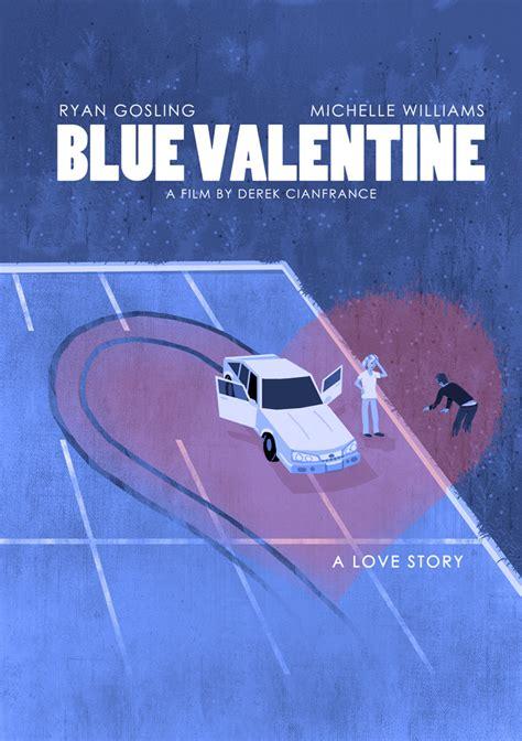 blue poster alternative poster for blue by matt chinworth
