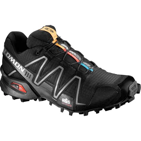 solomon trail running shoes salomon speedcross 3 trail running shoe s ebay