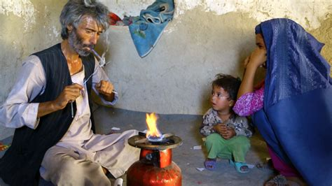 Opium Detox by Afghans Addiction To Opium Ravages Adults Infants