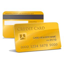 Credit Card Template Png Stunning Credit Card Template Vector