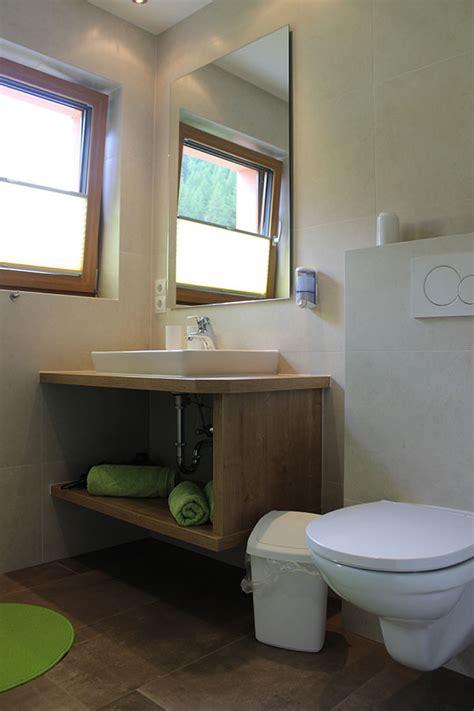 wellness im badezimmer 5132 appartement haus alpina erdgeschoss landhaus sch 214 pf