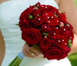 roses bouquet wedding bouquet