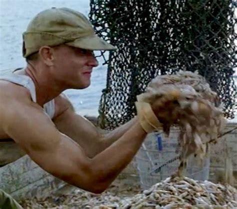 forrest gump shrimp boat fgm forrest after that shrimpin was easy steve weber