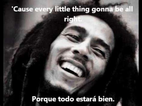 Biography Bob Marley En Ingles | bob marley three little bird subtitulado espa 241 ol e