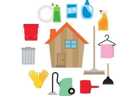 Clean This House by Clean House Vector Free Vector Stock Graphics Images