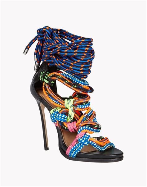 techno japan dsquared2 techno japan sandals high heeled sandals women