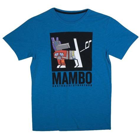 T Shirt Mambo mambo transformers clothing for australia ozformers