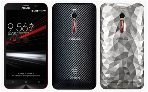 asus launches zenfone 2 deluxe special edition with 256gb of storage