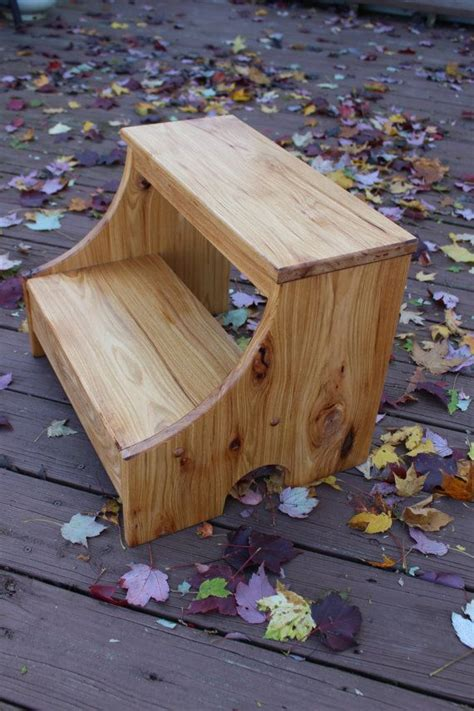 rustic hickory wood step stool crock pot recipies
