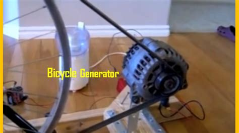 bicycle generator quot charger