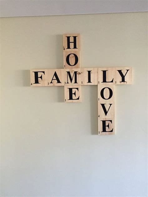 scrabble home decor 17 best ideas about scrabble wall on pinterest scrabble
