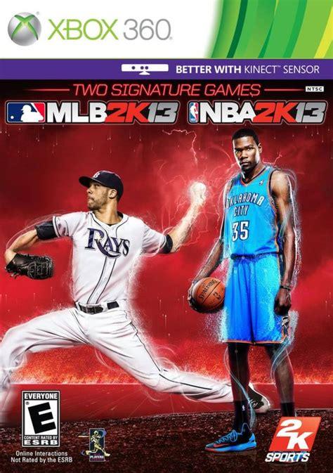 mlb 2k13 xbox roster update download nba 2k13 mlb 2k13 combo pack gamespot