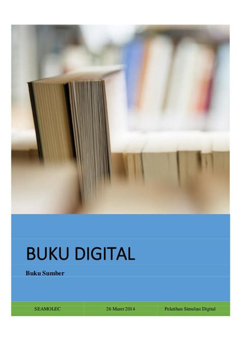 membuat hard cover buku buku digital e pub