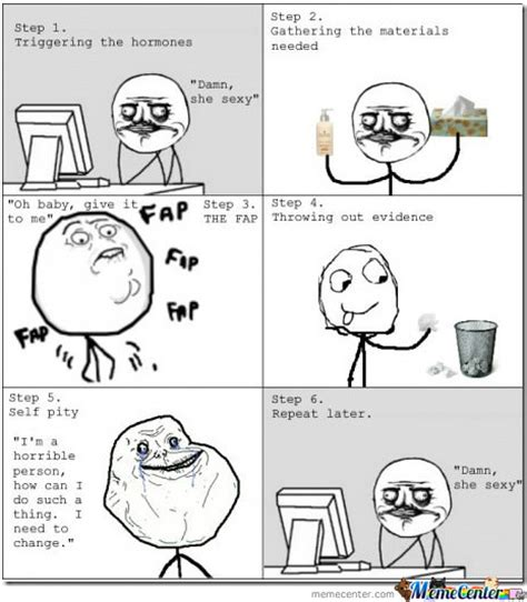 Fap Meme - fap cycle by andhy1001 meme center