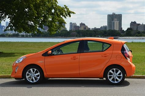 Toyota Prius 2015 Mpg 2015 Toyota Prius C Wow Mpg Review By Larry Nutson