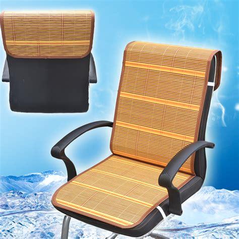 Bamboo Office Chair Mat by Bamboo Cushion Office Computer Chair Cushion Mahjong