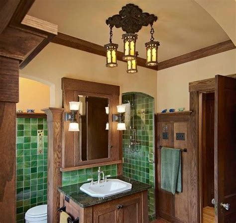 Craftsman Style Bathroom Lighting 25 Best Ideas About Craftsman Style Bathrooms On Craftsman Style Craftsman Bedroom