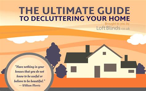 declutter your home the ultimate guide to simplify and organize your home books the ultimate guide to decluttering your home loft blinds