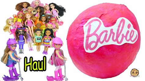 cookie swirl c dollhouse doll haul kid chelsea dolls