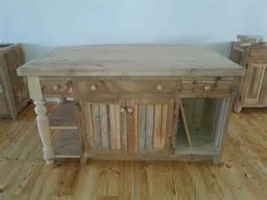 Barnwood Kitchen Island Reclaimed Barn Wood Kitchen Island With By Valentinodesigns