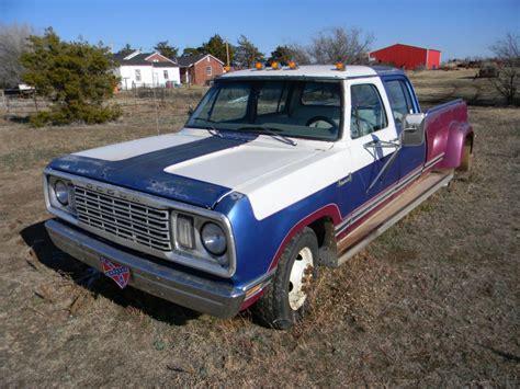dodge truck finder my 1977 dodge d300 dually barn find dodge diesel