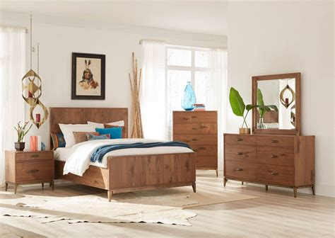 modus bedroom furniture 4 piece modus furniture adler panel bedroom set