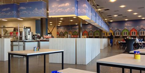 Fresh Home Interiors Staff Restaurant And Meeting Place Jm Style Bij Jeanne