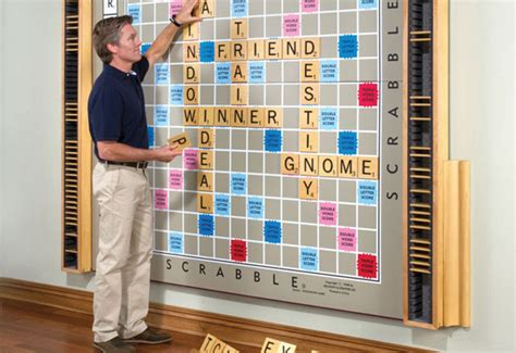 scrabble gift the worlds largest scrabble gift ticatoca