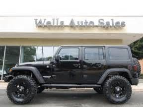 2013 Jeep Wrangler Lifted For Sale 2013 Jeep Wrangler Unlimited Custom Lifted 4x4 For Sale In