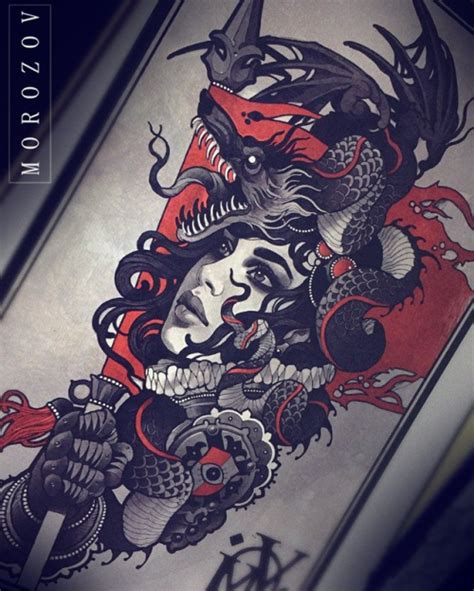 tattoo inspiration 2017 vitaly morozov tattooviral com