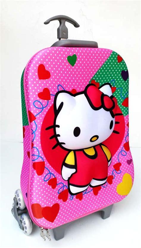 Tas Anak Ransel Roda Pink tas sekolah untuk anak sd toko bunda