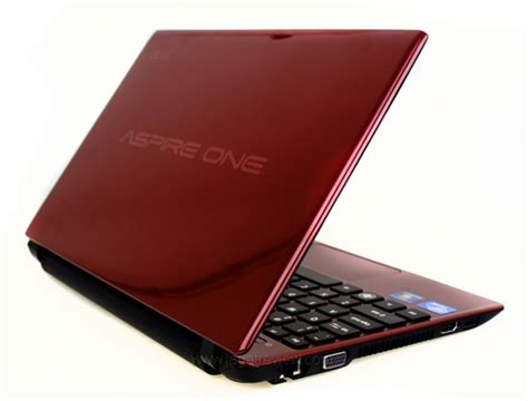 Dan Spesifikasi Laptop Acer Aspire One 756 Win 8 review acer aspire one 756 kecil tipis bertenaga dan