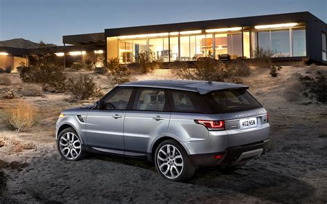 first land rover 2014 range rover sport first look motor trend