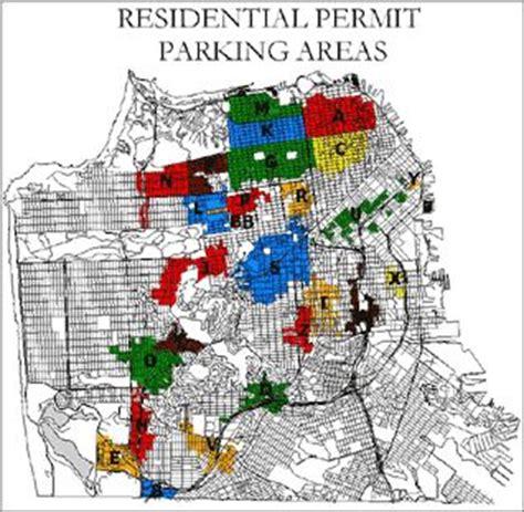 san francisco map parking san francisco map parking