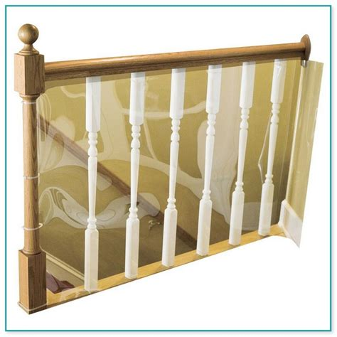 Stair Gate For Banister Top Of Stair Baby Gate Banister Good Kit Favorite