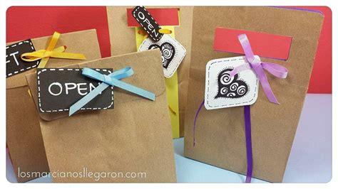 como decorar mis regalos c 243 mo decorar bolsas de papel kraft para envolver regalos