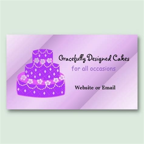cake business cards templates 17 best images about designer cakes on