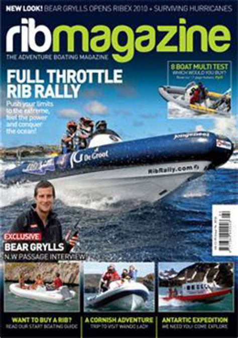 boating magazine change of address news rib international re launched as rib magazine