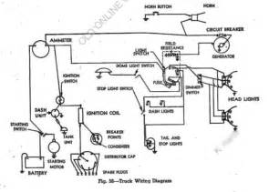 wiring diagram for 1939 chevrolet trucks circuit wiring diagrams