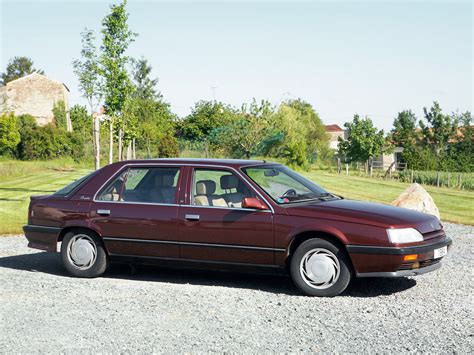 renault 25 limousine renault 25 limousine by heuliez 04 1985 06 1986