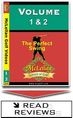 jim mclellan golf swing mcgolf com home of the perfect golf swing