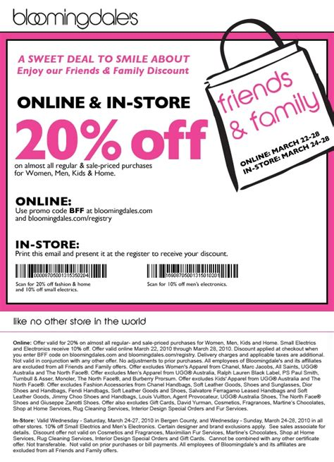 Can You Use A Bloomingdale S Gift Card At Macy S - bloomingdales coupon codes coupon for shopping