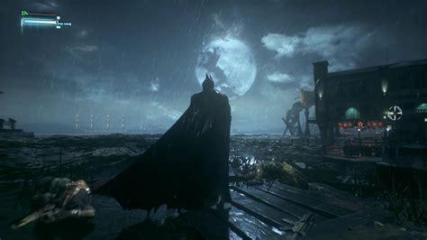 Batman Arkham World batman arkham open world free roam gameplay pc