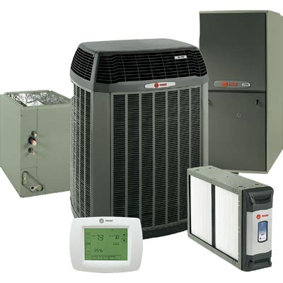 pacific air comfort trane comfort specialist products pacific heat and air inc