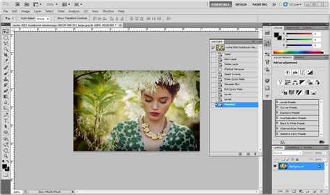 photoshop cs3 vignette tutorial ruche picture this a vignette photoshop tutorial