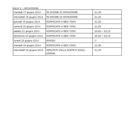 cinema verdi candelo programmazione agenda 16 22 giugno 2014