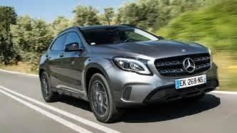 Mercedes Gla Suv The Mercedes Gla In Suv Mode Automotive Car News