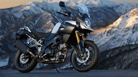 Suzuki V Strom 1000 Still A Worthy Adventure Touring Bike