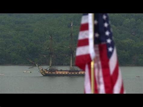 hermione bateau youtube escale mondaine pour l hermione 224 mount vernon youtube
