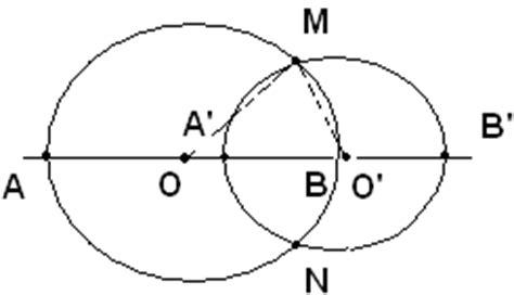 circonferenze tangenti internamente miky genny geometria circonferenza e cerchio